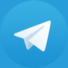 تلگرام فکر آبی
