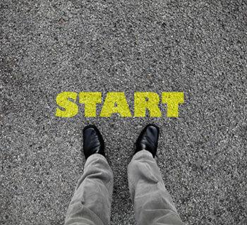 اولین قدم کسب و کار اینترنتی