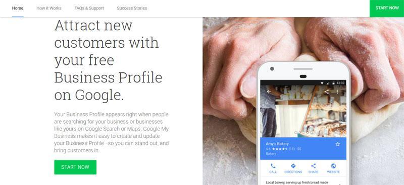 استفاده از سرویس رایگان Google My Business